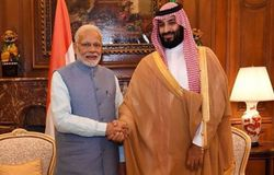 PM Modi focuses on energy prices in meeting with Saudi Crown Prince