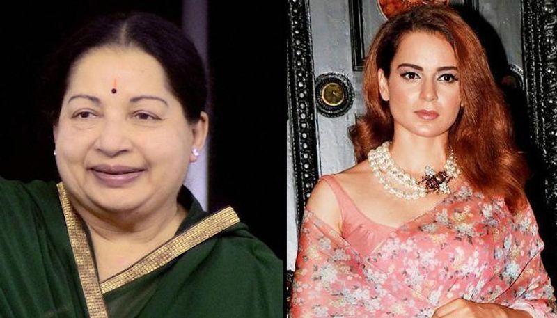 kangana ranaut will play jayalalithaa role in her next movie