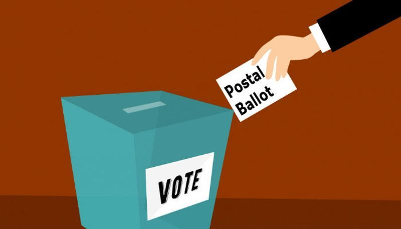 Postal Ballot For Covid Patients In Local Polls: Kerala Election Panel - bsb