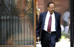 NSA ajit doval reached at Srinagar on secreat mission nof modi government