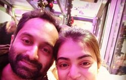 <p><br /> Nazriya acted in two movies after marriage, they are Koode and Trance.</p>