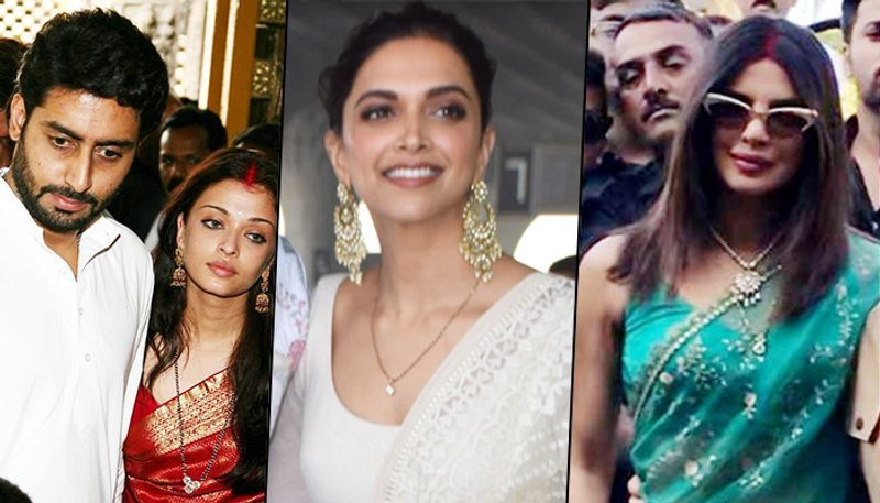 Mangalsutra is an auspicious necklace that symbolises the unity of a man with his woman. In the market, you can find various types of mangalsutra designs made of gold, diamonds among other materials. We list out actresses, who spent lavishly on this piece of jewellery.