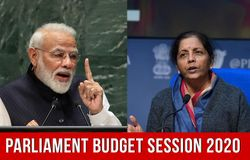Prime Minister Narendra Modi on 30th January said the Government is open for discussion on all issues in the forthcoming Budget Session of Parliament. He was addressing the all-party meeting on the eve of the Budget session which is beginning on the 31st of January 2020.