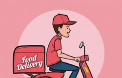 <p>food delivery</p>
