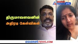 Actress Gayathiri Raguram Reply and warning to Thirumavalan