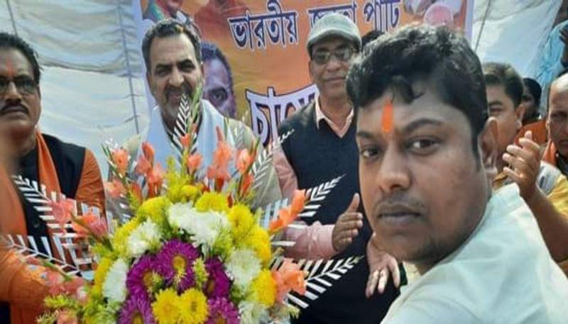 Central minister Sanjeev Kumar Balyan threats TMC in West Bengal-dbr