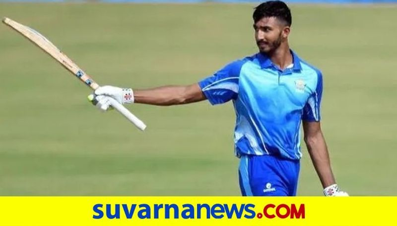Syed Mushtaq Ali Trophy Karnataka Beat Tripura By 10 runs in Bengaluru kvn